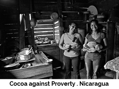 Cocoa against Proverty . Nicaragua