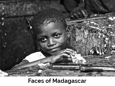 Faces of Madagascar