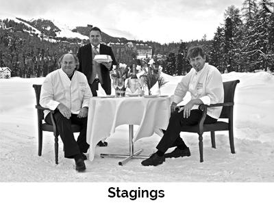 Stagings